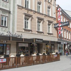 Jindrak Café Herrenstraße